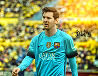 Messi Edit & Retouch