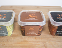 Cueva Salsa Packaging