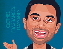 "Aziz Ansari: ""Treat Yo Self"""