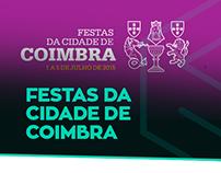 Festas da Cidade de Coimbra | Spot