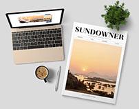 Sundowner Magazine Winter 2017