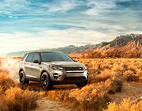 Land Rover - Discovery Sport Revealed