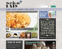 Serious Eats Rebrand