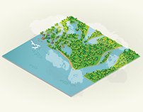 Illustrations for CORPAMAG environmental reports