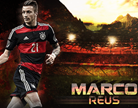 Wallpaper For Marco Reus