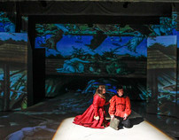 Living Creation Scenery and Lighting Designs 4/12