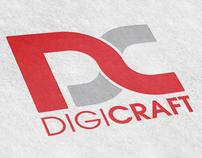 DigiCraft Logo & Corporate Design