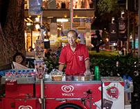 Singapore Street Vendors