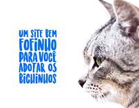 Projeto Bichinhos - Brand/Social Media/Aplicativo/Sites