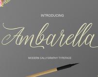 AMBARELLA - FREE FONT
