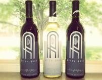 After Dark - Wine Labels