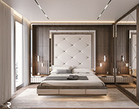 Belgrade Waterfront Bedroom