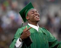 Dorsey Highschool Graduation - Los Angeles Magazine