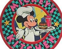 Mickey's Kitchen Logo