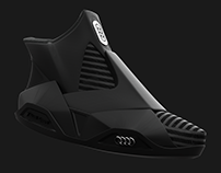 Audi Future Shoes Dark Edition
