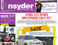 The Insyder Weekly