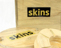 Skins - Special Edition DVD Packaging