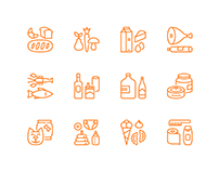 Product Type Icons