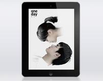 Official Movie Website 官網建置 | One Day 有一天