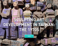 Website 官網建置提案 | Ju Ming Museum 朱銘美術館