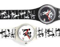 Product Design 產品設計 | Swatch X Easycard 2 限量聯名