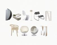 Design Room magazine redesign