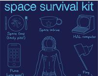 Space Survival Kit
