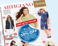Summer sale catalogue Cover