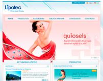 Lipotec Website