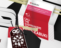Kabuki | The Sushimakers