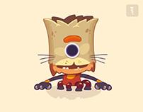'Cats' - Merge Battle Animation
