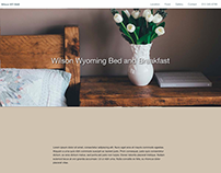 Wilson Wyoming Bed and Breakfast