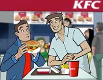 Animatic KFC