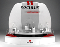 Expositores para Seculus [Seculus Watches Displays]