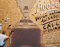 Adobe Achievement Award Poster