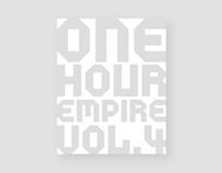 OneHourEmpire Magazine - Vol.4
