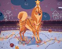 Christmas Dodge Tree