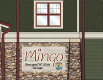 Mingo National Wildlife Refuge - Exterior Sign