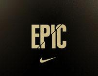 Nike EPIC Campaign