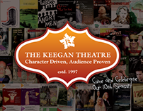 Keegan Theatre Posters (2007-08 Season)