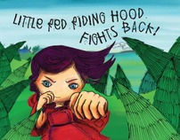 Little Red Riding Hood Fights Back