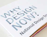 Editorial Design | Why Design Now