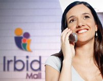 Irbid Mall Advertising 2010