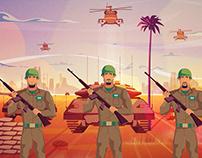 Motion graphics | Saudi National Day