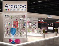 Arcoroc Booth (HaceEgypt)