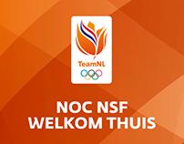 NOC NSF - Welkom Thuis