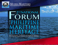 2nd Nat'l Forum on the Philippine Maritime Heritage