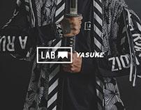 Yasuke - Lab Fantasma