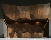 the concept of reception of wood