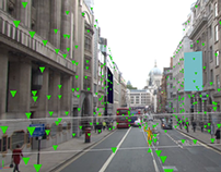 London Bus SynthEyes Tracking
